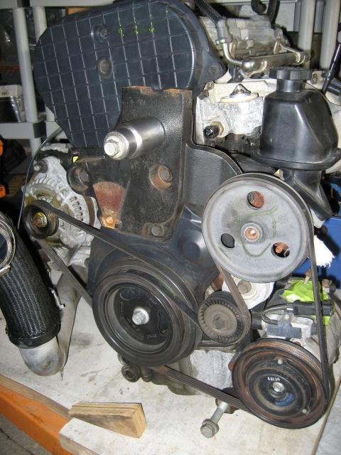 How To Change Power Steering Belt Dodge Srt Forum
