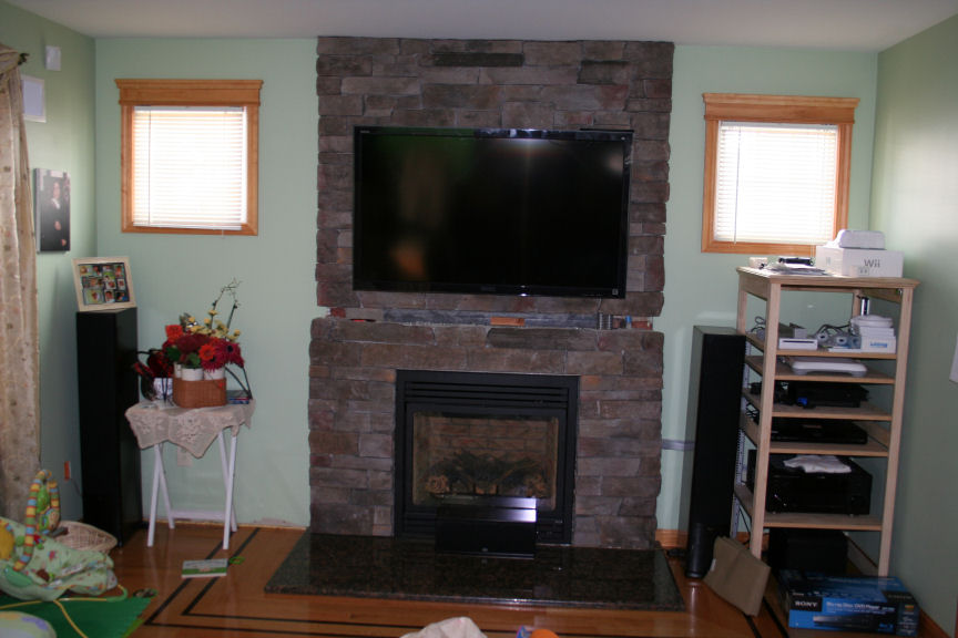 - Converting Wood Burning Fireplace To Gas